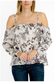 Towne Floral Off Shoulder - Product Mini Image