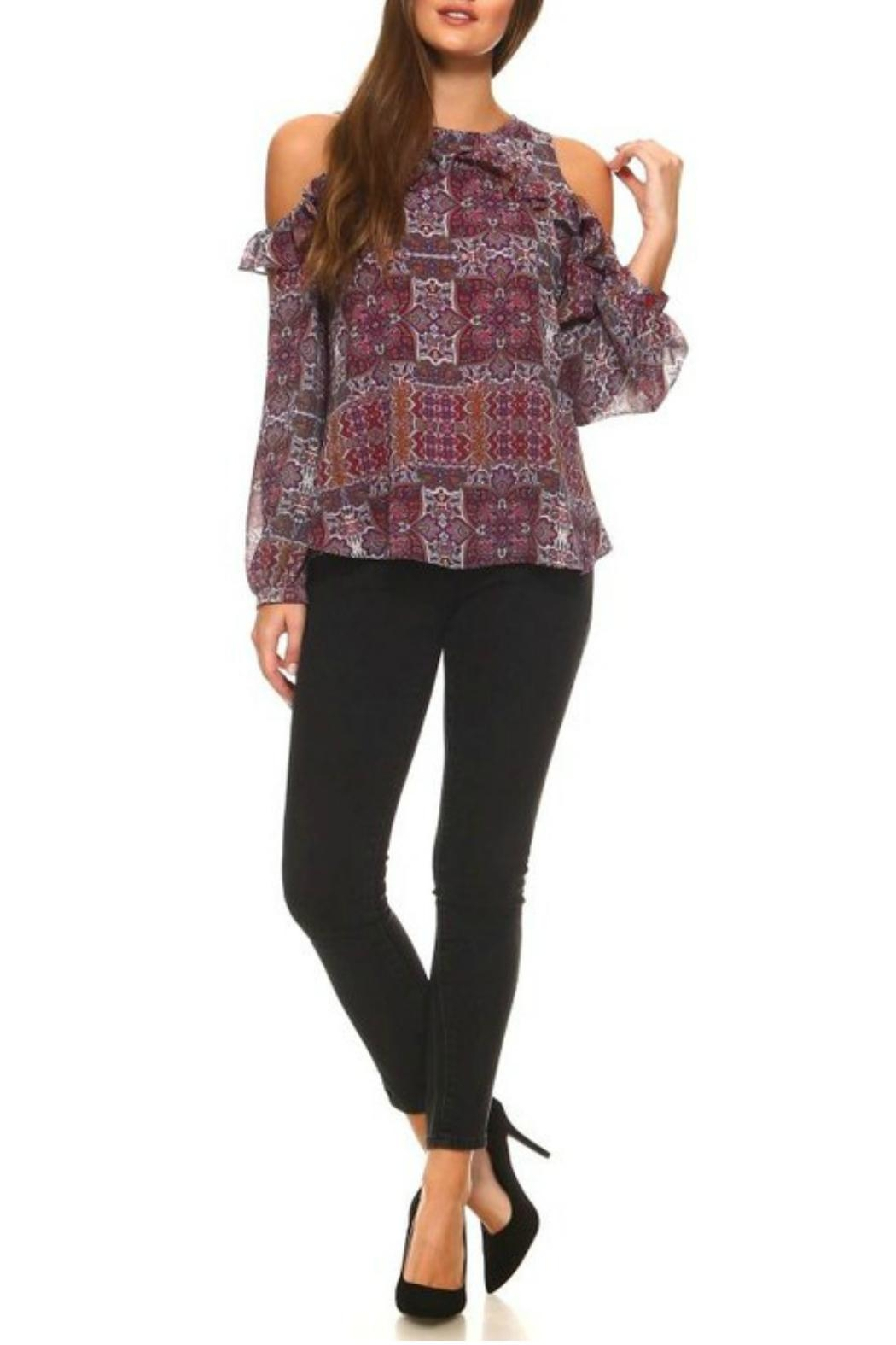28693875cfb1e Towne Floral Paisley Top from Long Island — Shoptiques