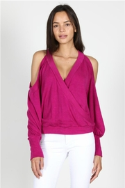 Towne Front Overlay Top - Product Mini Image