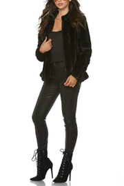 Towne Fur Jacket - Front full body