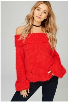 Shoptiques Product: Furry Sweater