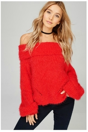 Towne Furry Sweater - Product Mini Image