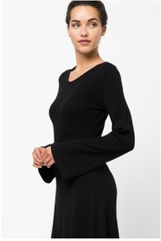 Towne Knit Sweater Dress - Front cropped