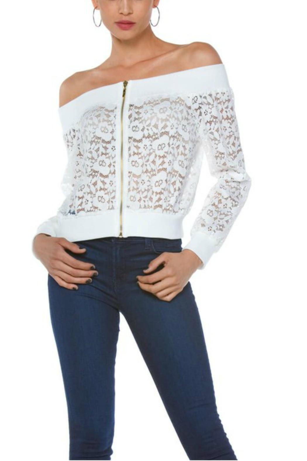 3a8458d7fa1b0 Towne Lace Jacket from Long Island — Shoptiques