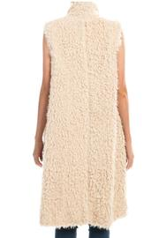 Towne Long Furry Vest - Side cropped