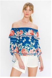 Towne Off Shoulder Floral - Product Mini Image