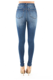Towne Patchwork Jean - Back cropped