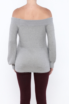 Shoptiques Product: Puff Sleeve Sweater