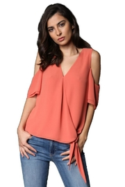 Towne Side Tie Top - Product Mini Image