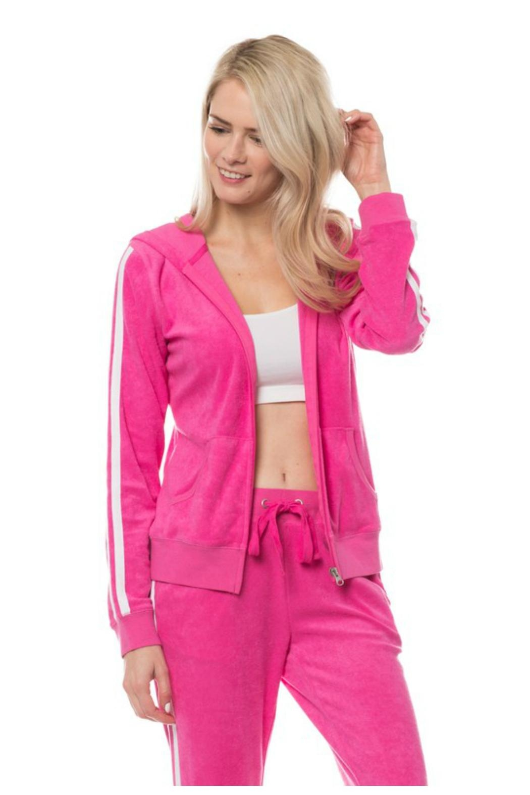Towne Terry Jogger Set - Front Cropped Image