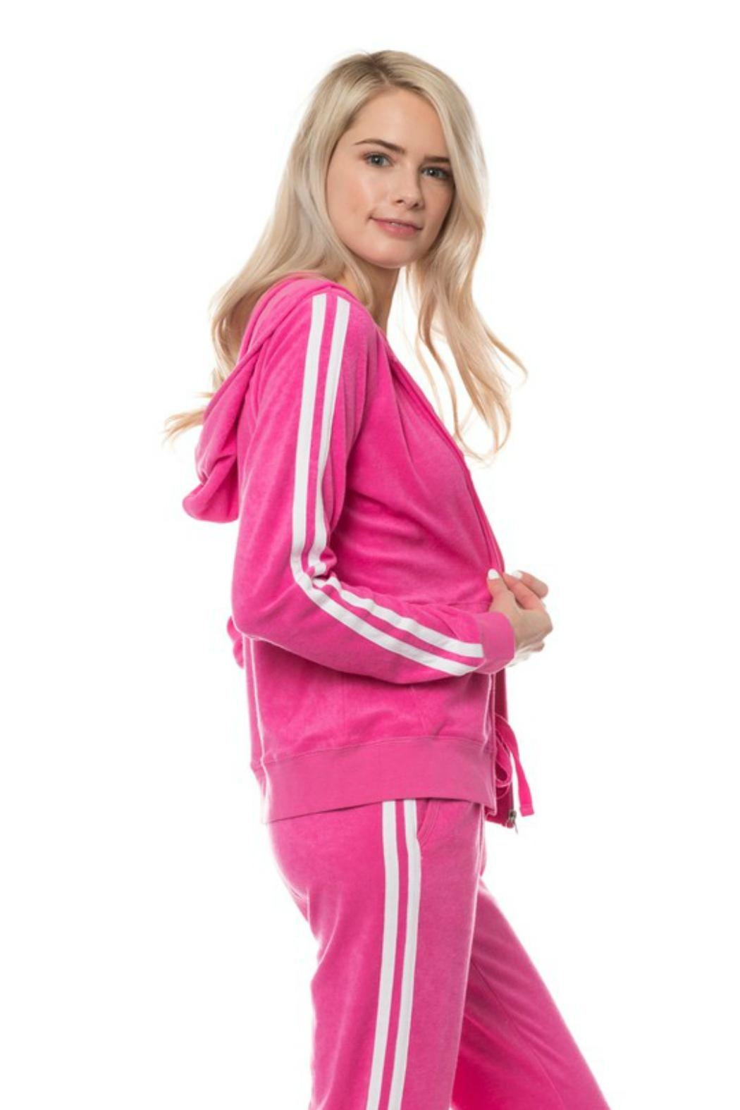 Towne Terry Jogger Set - Front Full Image