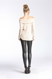 Towne Thermal Off Shoulder - Front full body