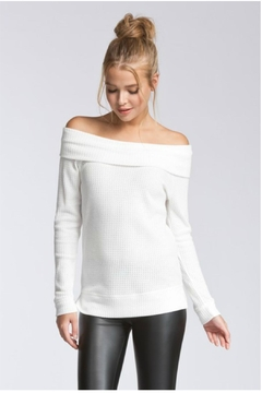 Towne Thermal Off Shoulder - Product List Image