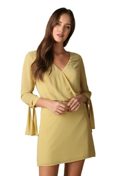 Towne Tie Sleeve Dress - Product List Image