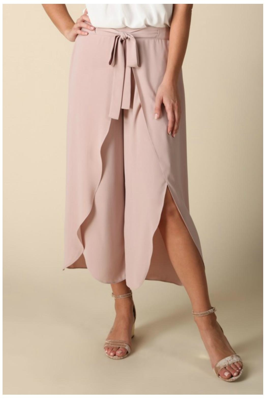 Towne Wrap Pant - Front Cropped Image