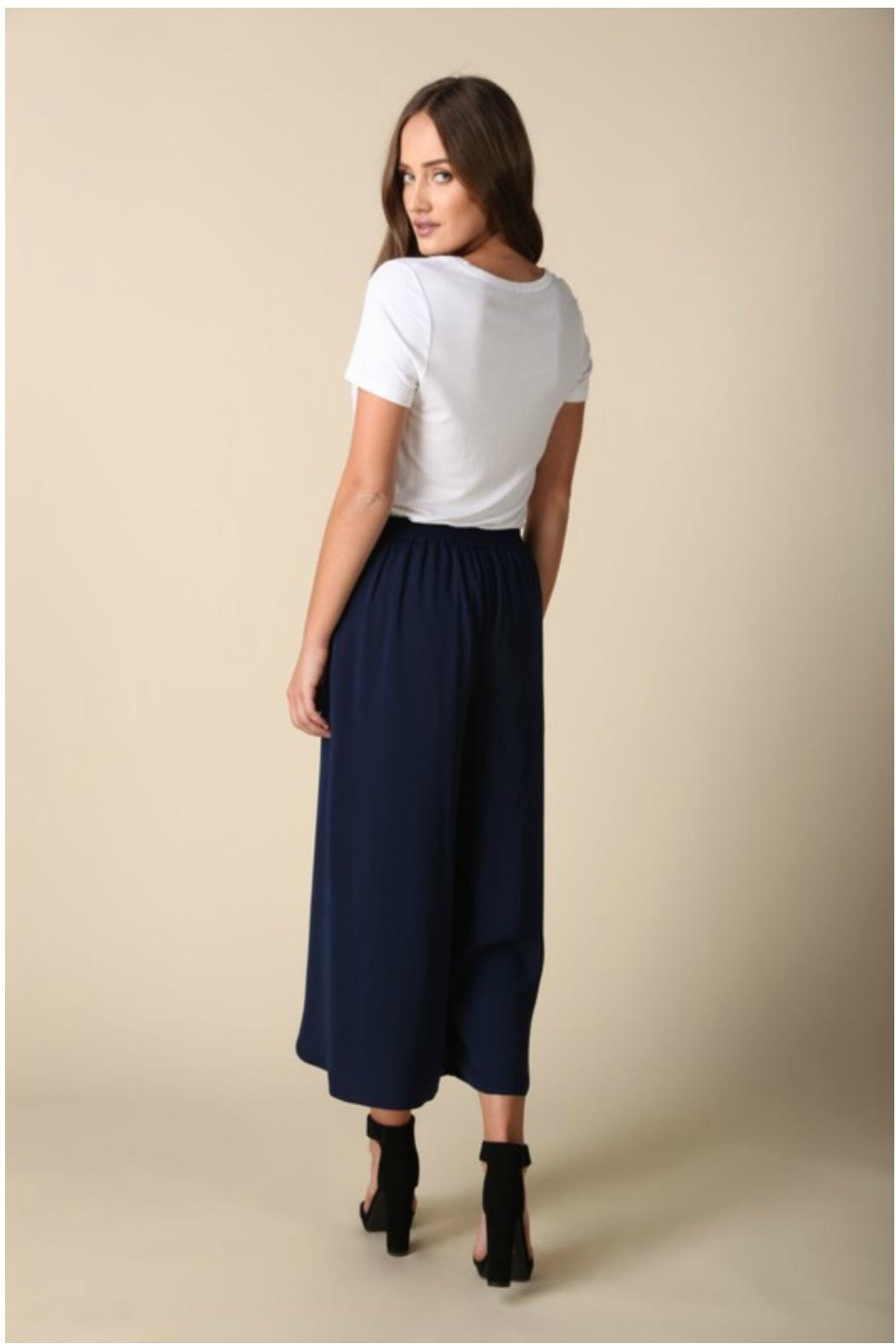 Towne Wrap Pant - Side Cropped Image