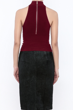 Shoptiques Product: Zip Back Top