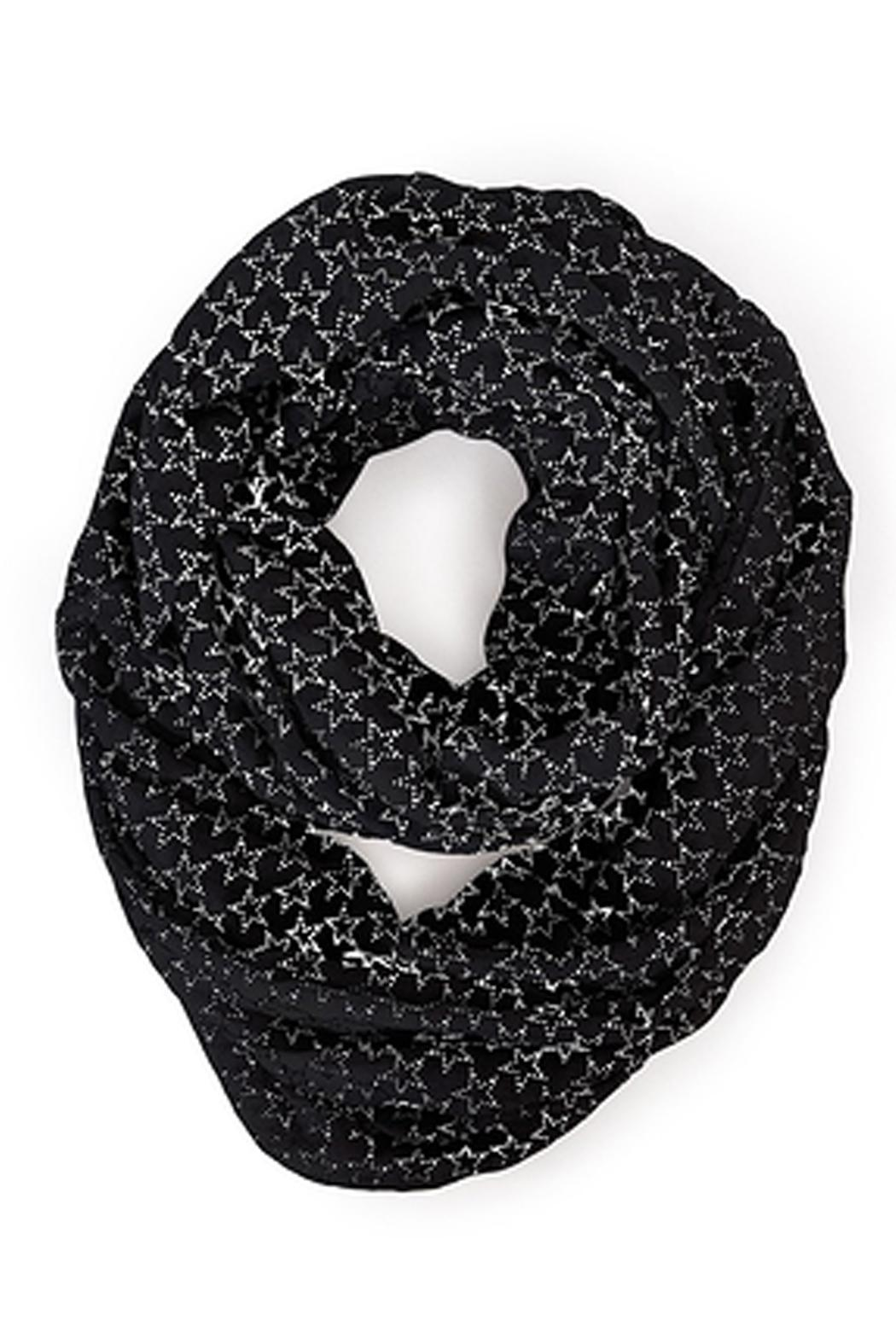 Towne & Reese Star Infinity Scarf - Main Image