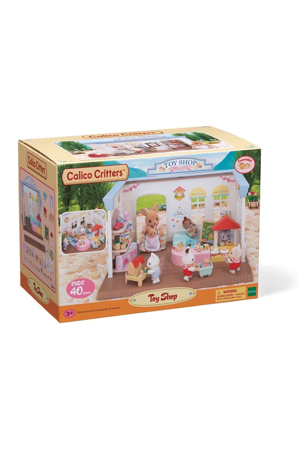Calico Critters Toy Shop - Main Image