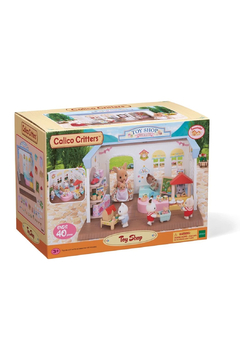 Calico Critters Toy Shop - Product List Image