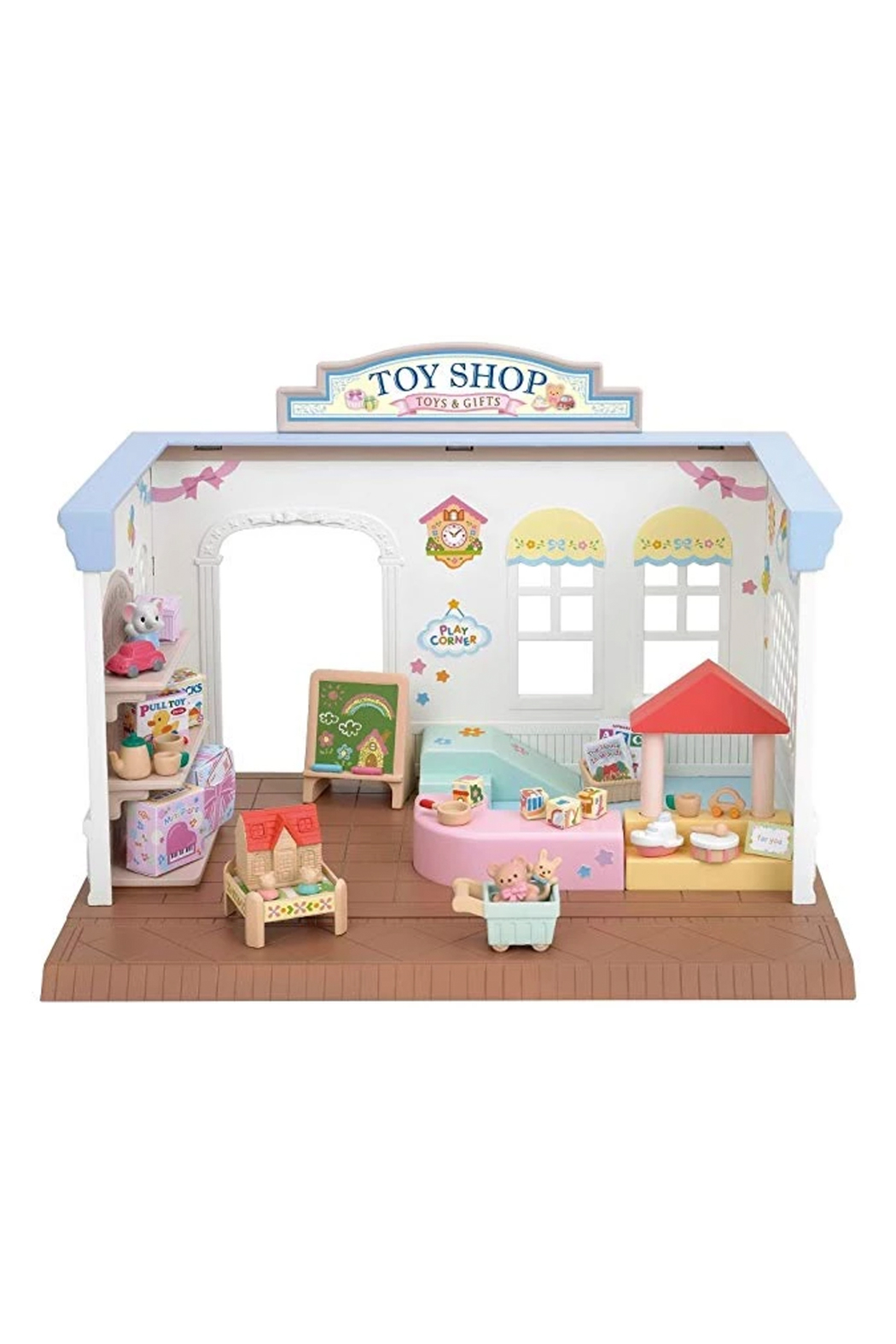 Calico Critters Toy Shop - Front Full Image