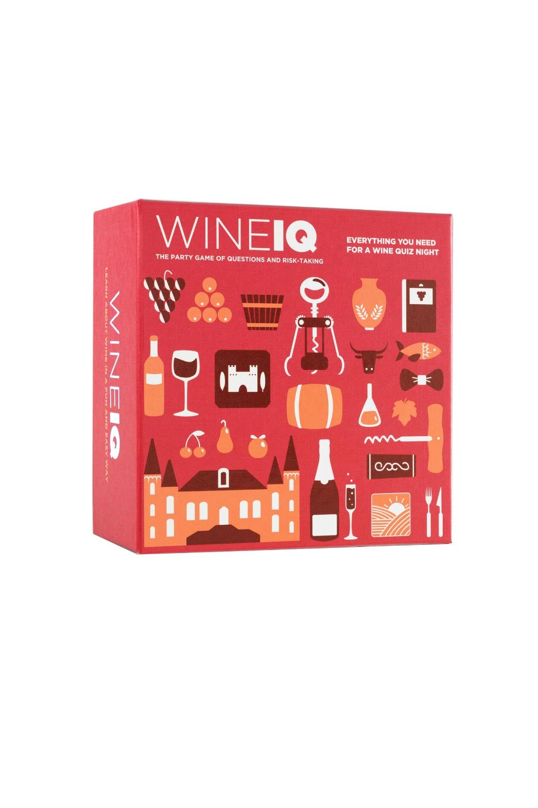 Toysmith Wine Iq Game - Main Image