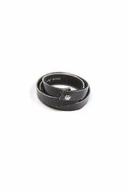 Tracey Tanner Leather Triple Wrap Cuff - Product Mini Image