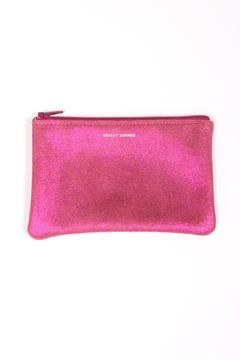 Shoptiques Product: Small Leather Clutch