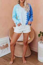 Tracie's Dive Into Summer Hoodie - Front full body