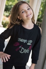Tracie's Makeup Diva Sweatshirt - Product Mini Image