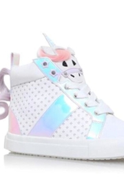 Tracie's Unicorn sneakers - Side cropped