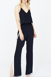 Amanda Uprichard Track Jumpsuit - Product Mini Image