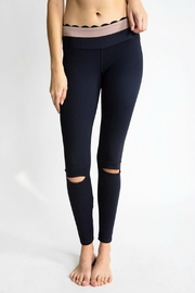 Track & Bliss Knock Out Legging - Front cropped