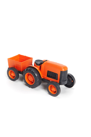 Green Toys Tractor - Front cropped