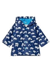 Hatley Tractor Rain Jacket - Front cropped