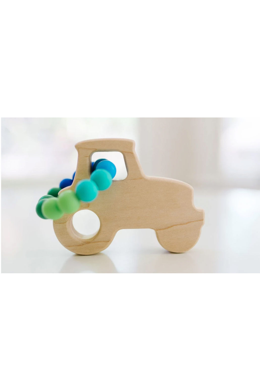 Bannor Toys  Tractor Wooden Grasping Toy - Main Image