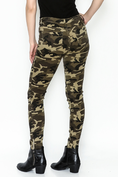 Tractr Blu Camouflage Skinny Jeans - Alternate List Image