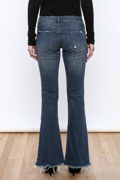 Tractr Flared Jeans - Alternate List Image