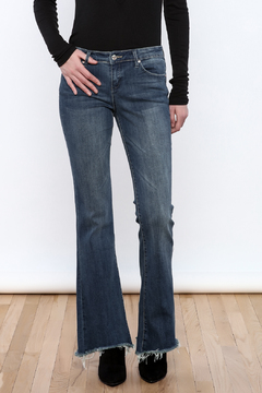 Tractr Flared Jeans - Product List Image