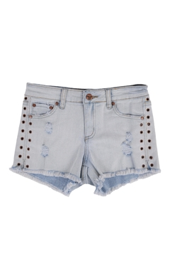 Shoptiques Product: Fray Hem Shorts