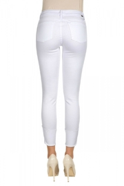 Tractr Midrise Cuff Jean - Side cropped