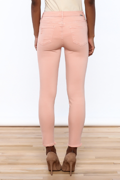 Tractr Pink Jeans - Alternate List Image