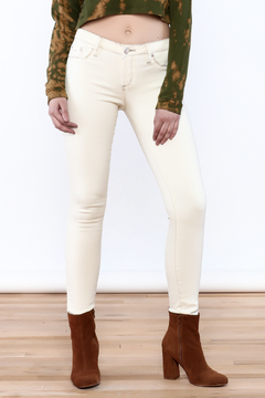 Shoptiques Product: Roll-Up Skinny Jean