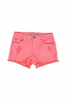 Tractr Super Frayed Shorts - Alternate List Image
