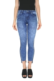 Tractr Blu Side Panel Jeans - Product Mini Image