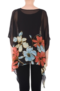 Joseph Ribkoff Tracy Floral Cover-Up - Alternate List Image