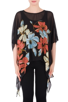 Joseph Ribkoff Tracy Floral Cover-Up - Product List Image