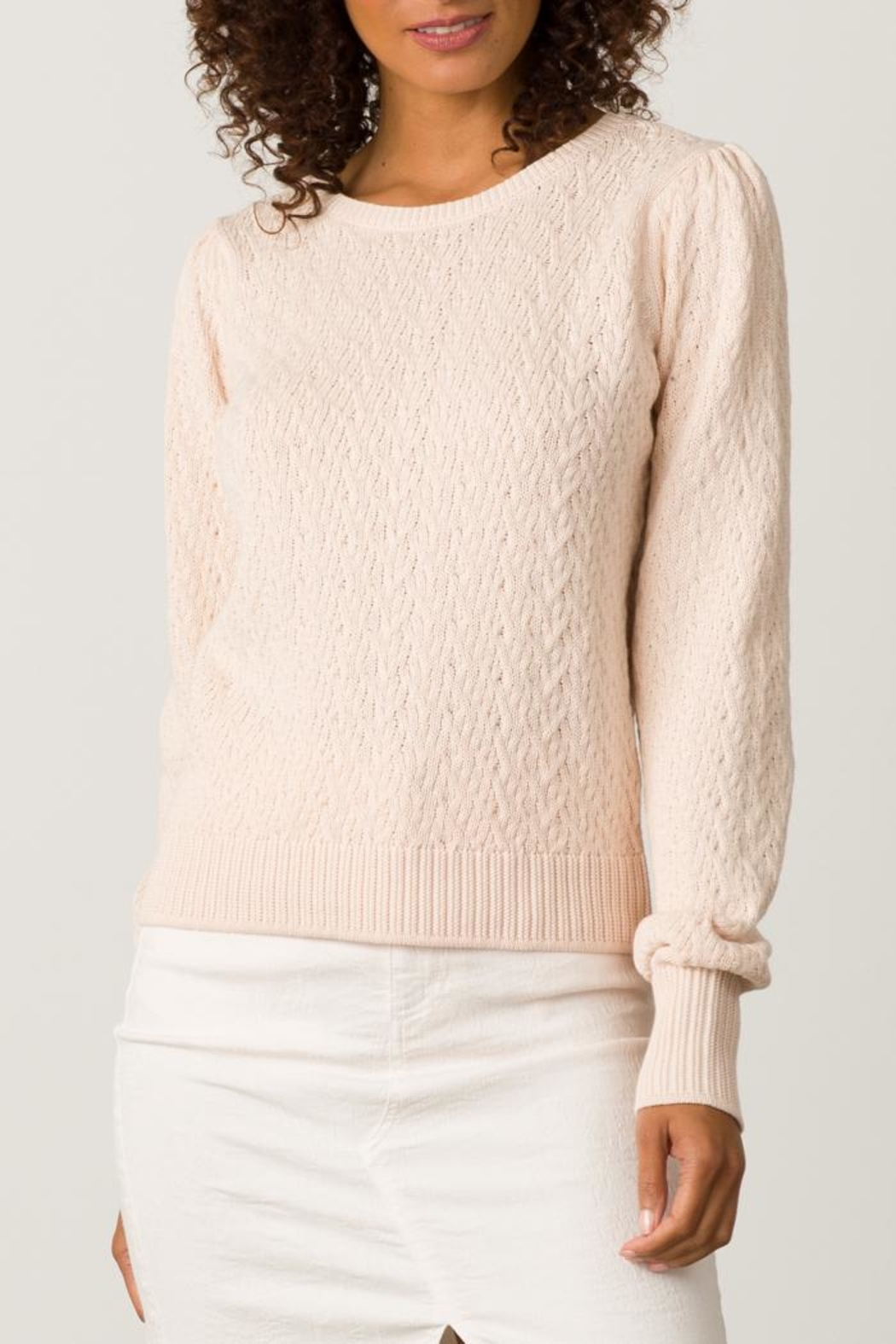 Margaret O'Leary Tracy Pullover - Main Image