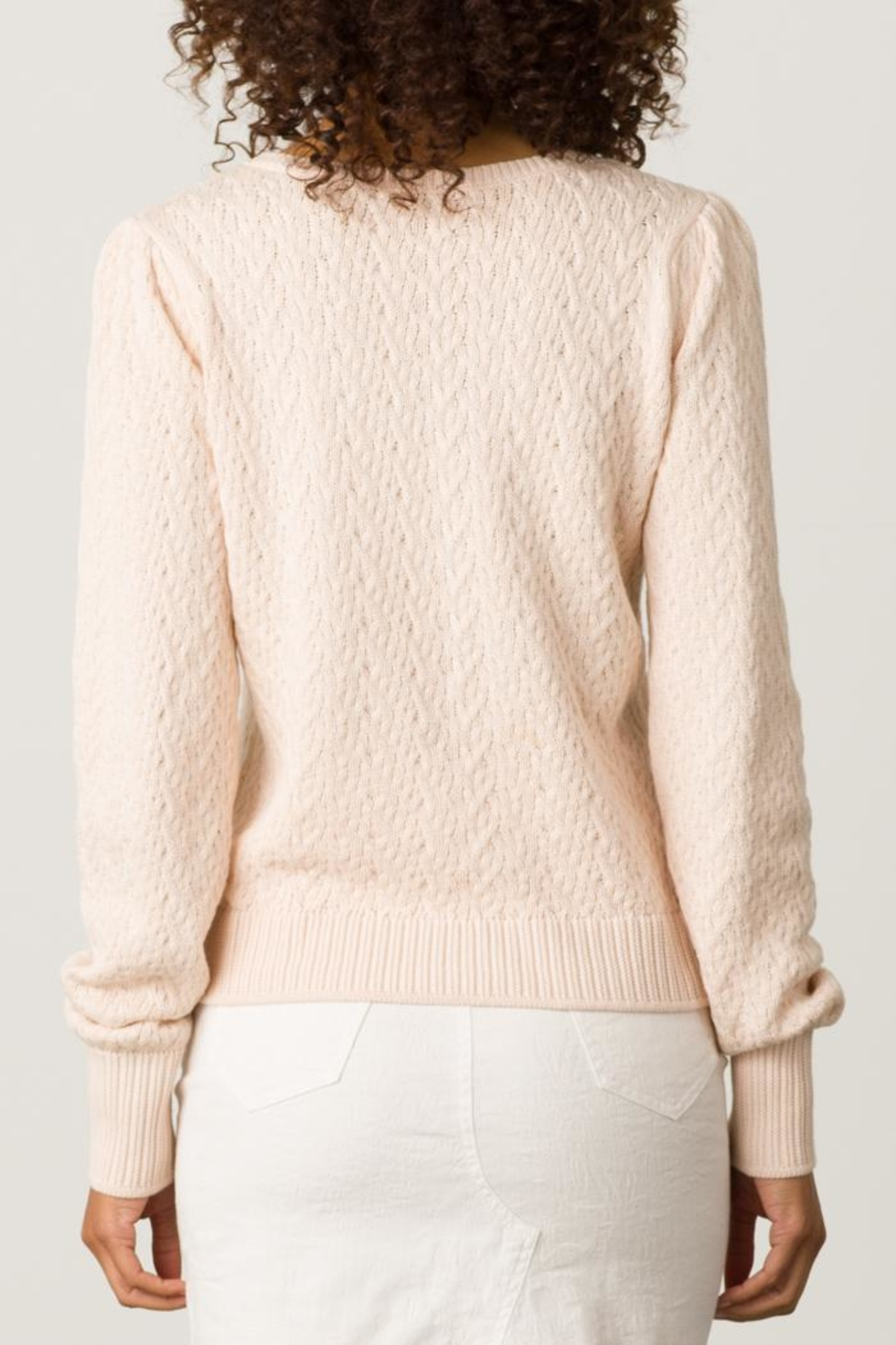 Margaret O'Leary Tracy Pullover - Side Cropped Image