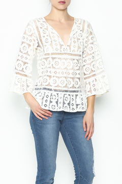 Tracy Reese Lace Blouse - Product List Image